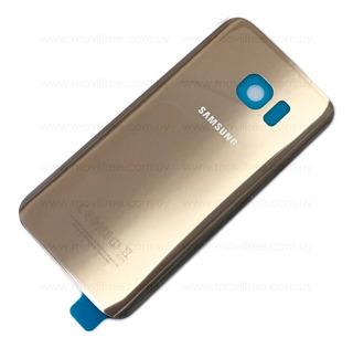 Repuesto Tapa Trasera De Batería Samsung S7 Flat Movilfree