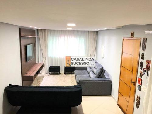 Sobrado Com 3 Dormitórios À Venda, 170 M² Por R$ 980.000,00 - Vila Matilde - São Paulo/sp - So0941