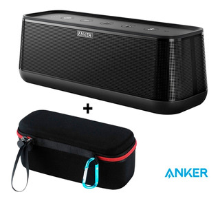 Bocina Anker Pro+ Bluetooth Bass Audio Premiun Ipx5+ Estuche