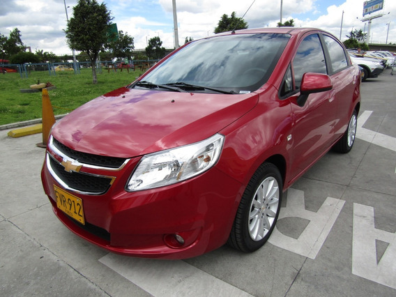 Chevrolet Sail Ltz Mt 1400