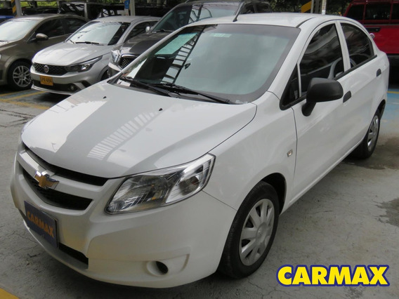 Chevrolet Sail Ls 2019 Mec 1,4 Financiamos Hasta El 100%