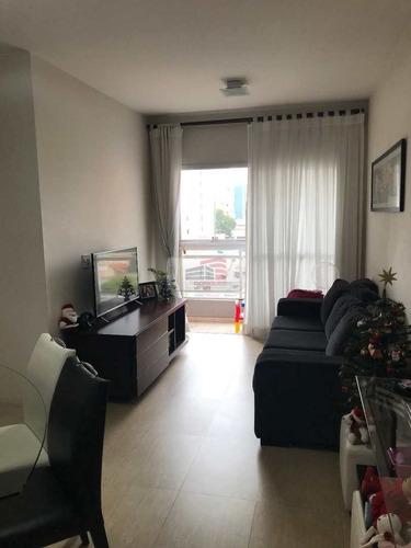 Imagem 1 de 30 de Apartamento Com 2 Dorms, Centro, São Bernardo Do Campo - R$ 395 Mil, Cod: 1724 - V1724