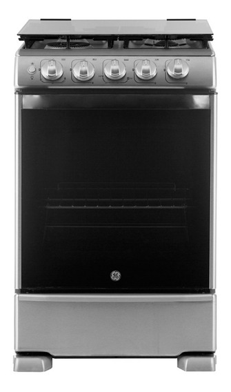 Cocina A Gas 55 Cm Inoxidable Ge Appliances Cg756i