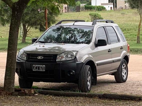 Ford Ecosport 1.4 Tdci Xls Mp3 4x2 2010. Única Por Estado