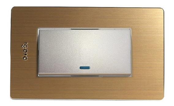 Interruptor Sencillo Largo 125v~250v 10a Igoto X512 4 Way