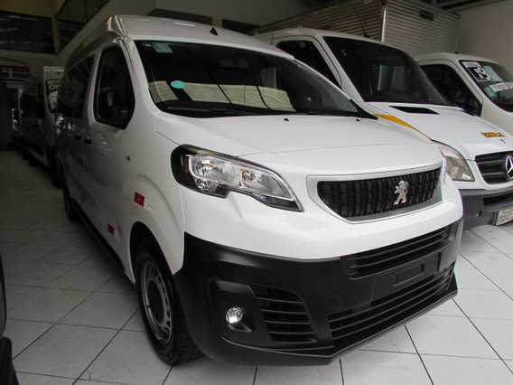 Peugeot Expert Minibus Branca 2020