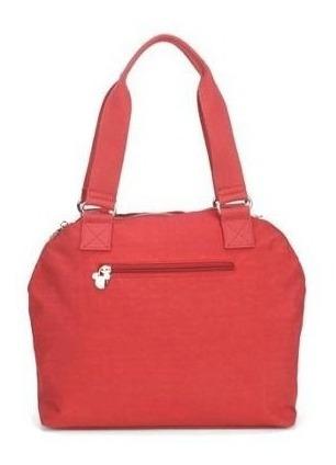 Bolsa Feminina Luxcel Mickey Vermelha
