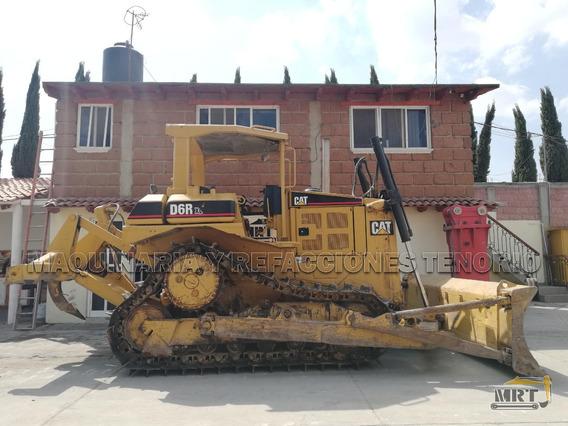 D6r 2003 Caterpillar Tractor Bulldozer Topador Frontal
