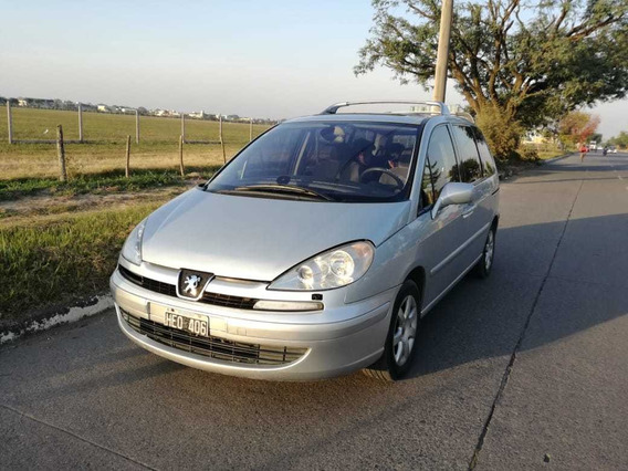 Peugeot 807 2007 2.0 St Hdi 8 As