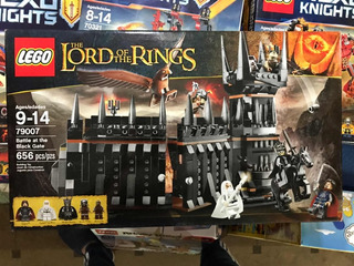 Lego The Lord Of The Rings 79007