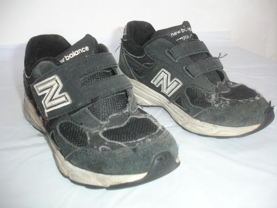 Zapato Deportivo New Balance Para Niño Talla 13 Usa 31 Vzla