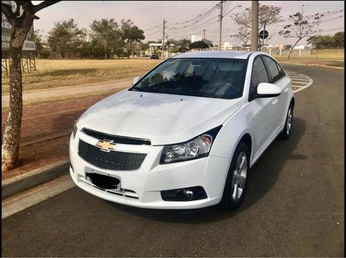 Imagem 1 de 5 de Chevrolet Cruze 2012 1.8 Lt Ecotec 6 Aut. 4p