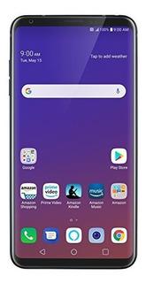 Teléfono Celular Desbloqueado LG V35 Thinq 64 Gb -negro