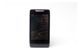 Celular Motorola Razr D1 Preto Com Capa, Nf E Caixa Original