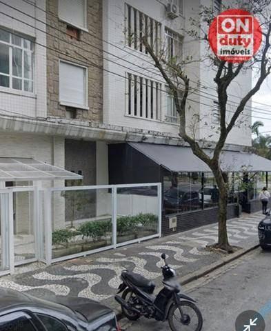 Lindo Apartamento De 02 Dormitórios Com Vista Lateral Para O Mar, 72 M² Por R$ 424.000 - Aparecida - Santos/sp - Ap7139