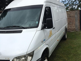 Mercedes-benz Sprinter 2.5 413 Furgon 4025 V2 2006