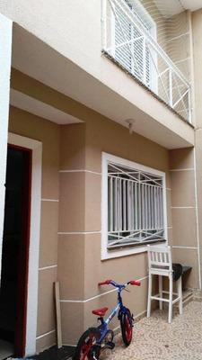 Sobrado Em Condomínio Para Alugar Vila Santana - 2363-2
