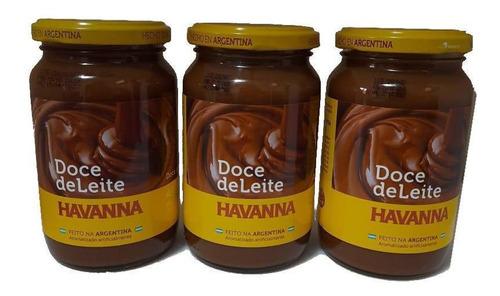 Doce De Leite Havanna 450 G