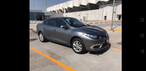 Renault Fluence Expression Ta 2016