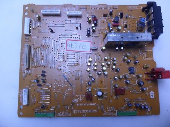 Placa Lateral Principal Do Som Panasonic Sa-ak310