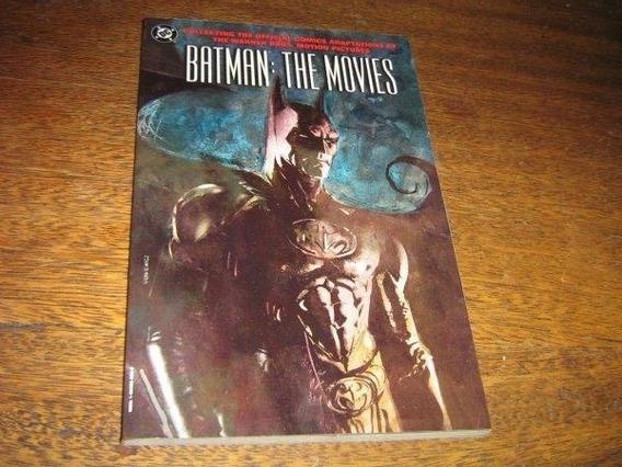 Batman The Movies 280 Pgs Filmes Em Quadrinhos Em Ingles