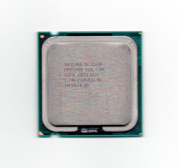 Processador Intel Dual Core E5400 2.70ghz Lga 775 Fsb 800