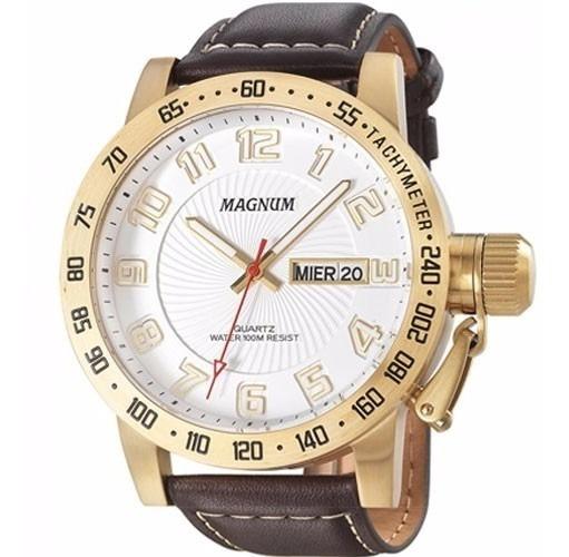 Relogio Magnum Masculino Ma33139b
