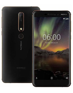 Nokia 6.1 3gb + 32 Gb Dual Sim Nuevo Original 4g Lte