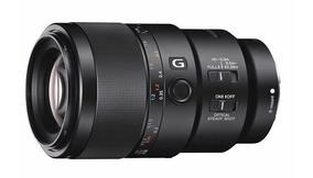 Sony Fe 90mm F2.8 G Macro Oss