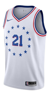 Regata Nike Philadelphia 76ers - Diversas Cores