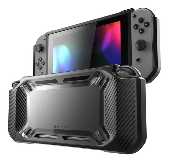 Case Mumba Rugged P/ Nintendo Switch - Capa Premium Original