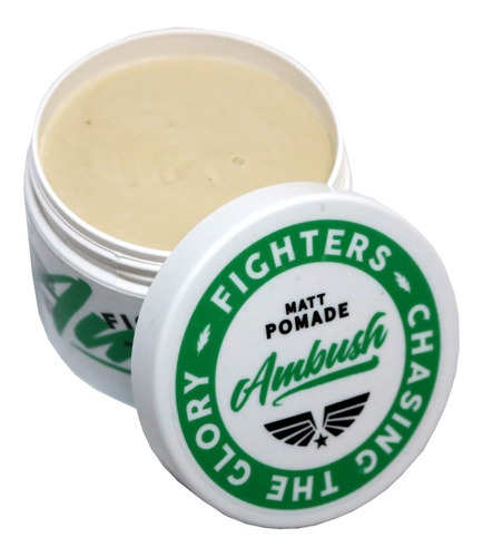Cera Pomada Fighters Barbero Matte Ambush E