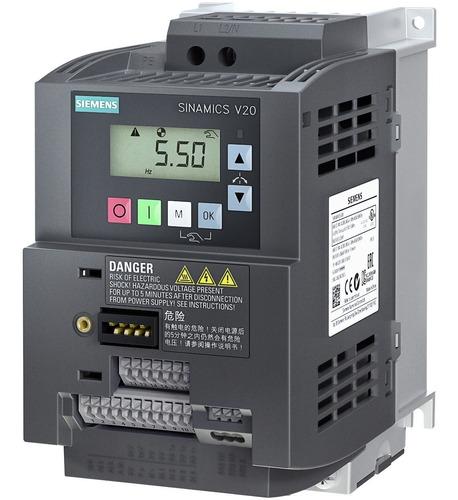 Variador De Frecuencia - Siemens Sinamics V20 2hp 220v