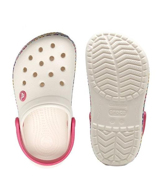 Sandalia Original Crocs Crocband Gallery Clog K