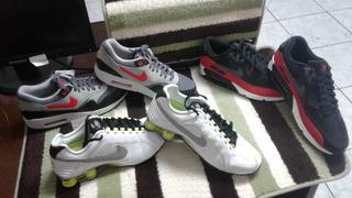 Zapatos Nike, Timberlan.