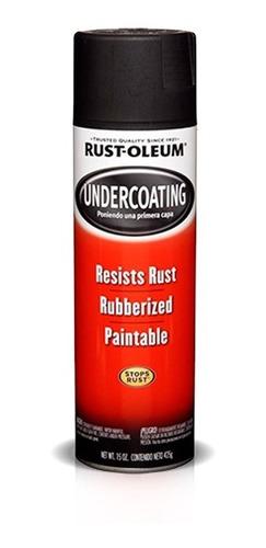 Aerosol Rust Oleum Undercoating Para Subcarrocerías   425gr