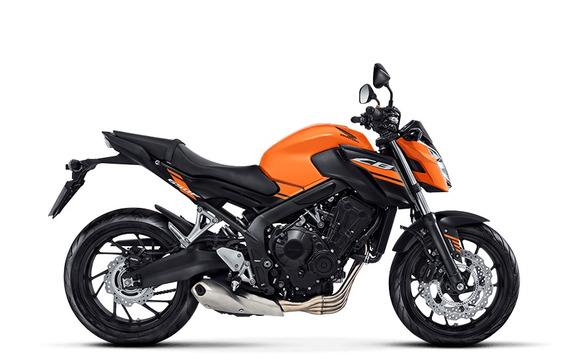 Moto Honda Cb650 F 19/19 Zero Pronta Entrega 3 Anos Garantia