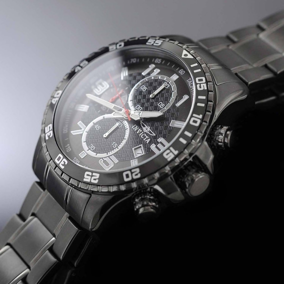 Relogio Invicta Modelo 14879 Speciality Chronograph Steel