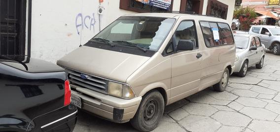 Ford Aerostar 1995 Gasolina