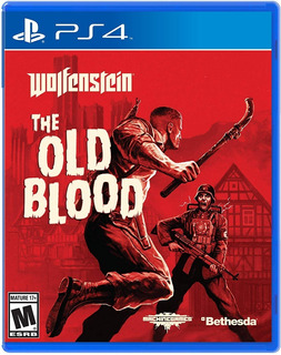 Wolfenstein The Old Blood / Juego Físico / Ps4
