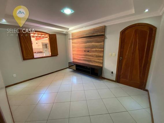 Maravilhosa Casa 3 Quartos Com Cozinha Independente Em Serra Dourada - Ca0182