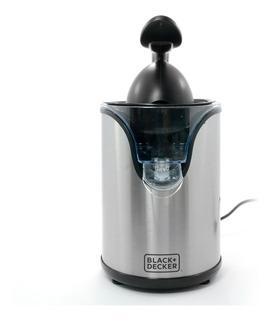 Espremedor De Frutas 100w Black+decker - Cjinox 220v