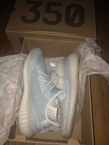 Yeezy 350 Cloud White 12.5 Us Ds