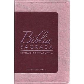 Bíblia Sagrada - Edição Comparativa - Editora Geográfica