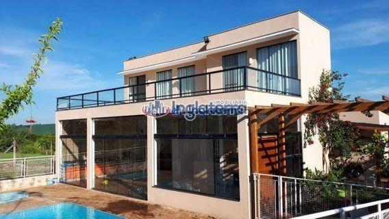Casa À Venda, 400 M² Por R$ 920.000,00 - Estância Cabral - Cambé/pr - Ca0083