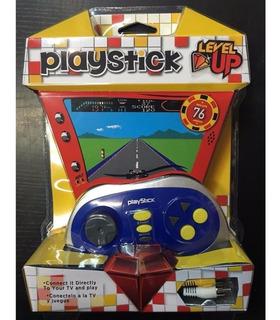 Consola Playstick (8 Bits) Level Up - 60 Juegos Incluidos