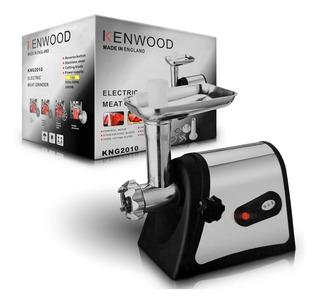 Molino Carne Electrico Kenwood Marca Inglesa 2800 Watts 110v