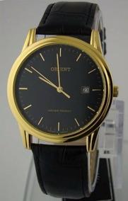 Relojes Orient Hombre Pulsera De Cuero