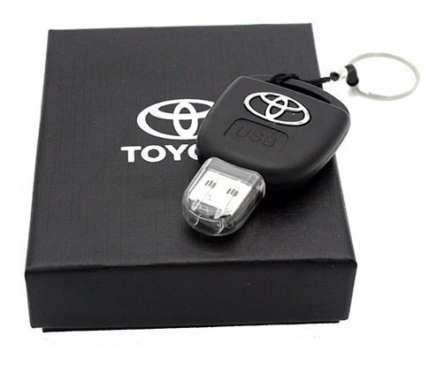 Pen Drive Toyota Chave 32gb - 3.0 + Caixa De Presente