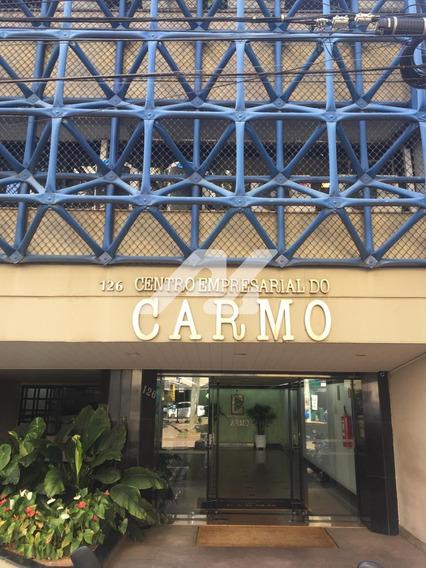 Sala Para Aluguel Em Centro - Sa007930